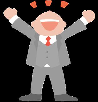 businessman-rejoice