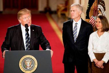 Gorsuch & Trump