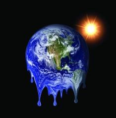 Melting earth 2