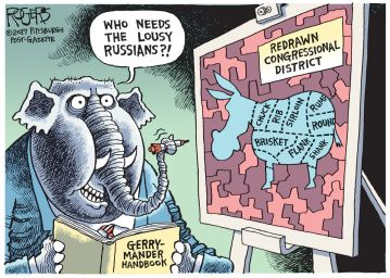 gerrymander cartoon 2