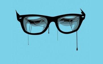 blue glasses crop