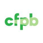 CFPB logo circle