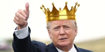 King Trump 2